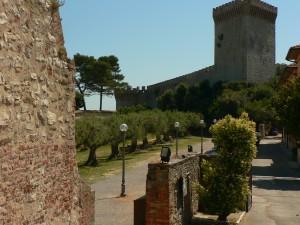 Castiglione del Lago Il Castello