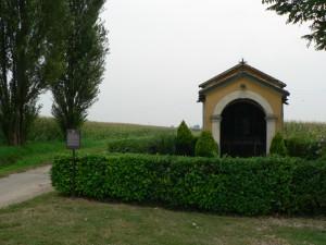 Gradella La Cappella del Lazzareto