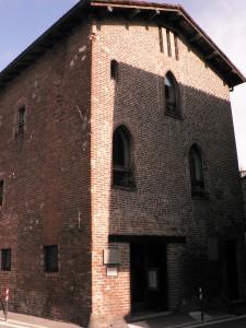 Soncino Casa degli Stampatori ebrei