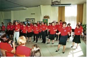 unitre ballo di gruppo