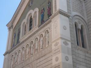 Trieste San Spiridione (Mosaici)
