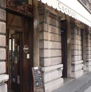 Trieste Caffé storico Stella Polare
