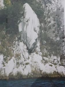 La Dama Bianca - Manifesto del castello