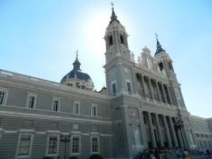 Cattefrale di Madrid Portali d'ingresso