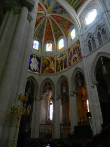 Cattedrale Interno