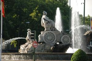 Fontana dedicata a Cibeles
