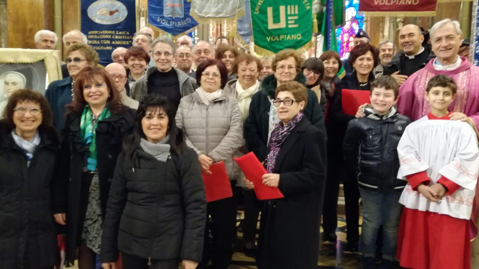 coro messa 2017
